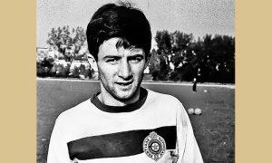 Fudbalska zvezda Vladica Kovačević