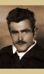 """Vlade Domanović, jedan od najboljih radnika u fabrici """"Prvi partizan"""" 1964. godine"""
