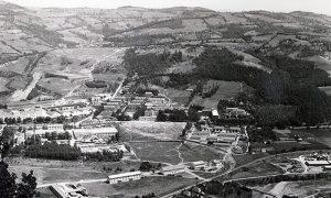 Krčagovo na polovini šezdesetih 20. veka