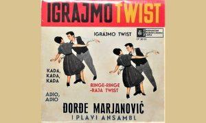 Đorđe Marjanović i Plavi ansambl - Igrajmo tvist
