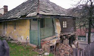 Ретка фотографија сусрета две дилижансе, оне према Ужицу и за Београд