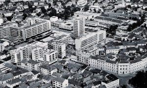 Centar urbanog Užica šezdesetih