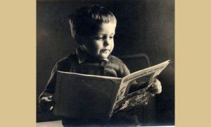 Draganče kad je naučio da čita