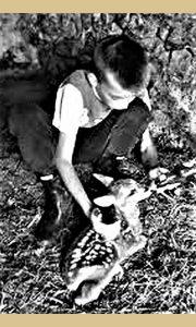 Bambi sa svojim spasiocem