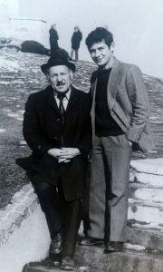 Užički majstori fotografije, otac i sin Dulanović