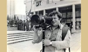Dusa je filmskom kamerom ovekovečio Užice sedamdesetih godina 20. veka