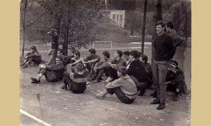 Dragan Končar, jedan od najboljih užičkih rukometaša na Vlajkovom igralištu