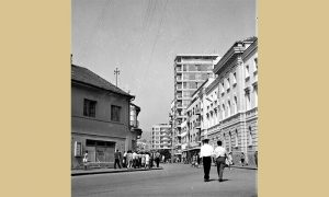 Bolnički soliter se lepo uklopio na Glavnu ulicu šezdesetih