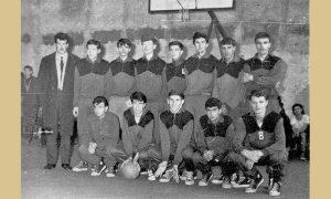KK Sevojno 1965. godine