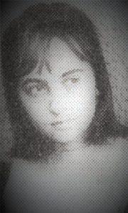 Mlada pesnikinja Milunka Mitrović