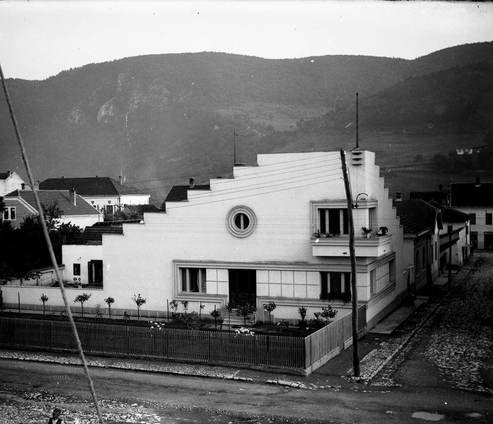 Stefanovića kuća 1937. godine.