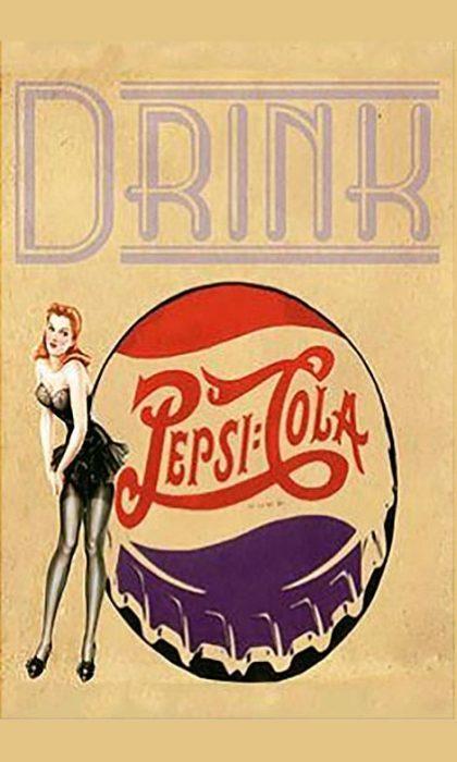 Reklamni plakat za Pepsi se pojavio u Čigotinim prodavnicama