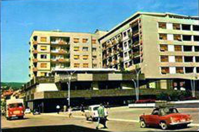 Na glavnoj ulici je regulisani parking prostori prvi put ovoga septembra 66.