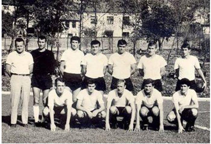 """FK """"Sloboda"""" 1967. godine"""