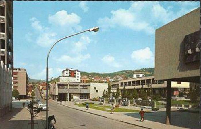 Novo Pozorište i pošta