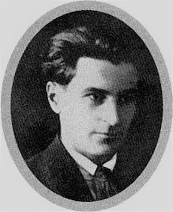 Mladi Miodrag Mile Vrgović