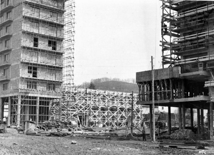 Početak gradnje užičke Kule