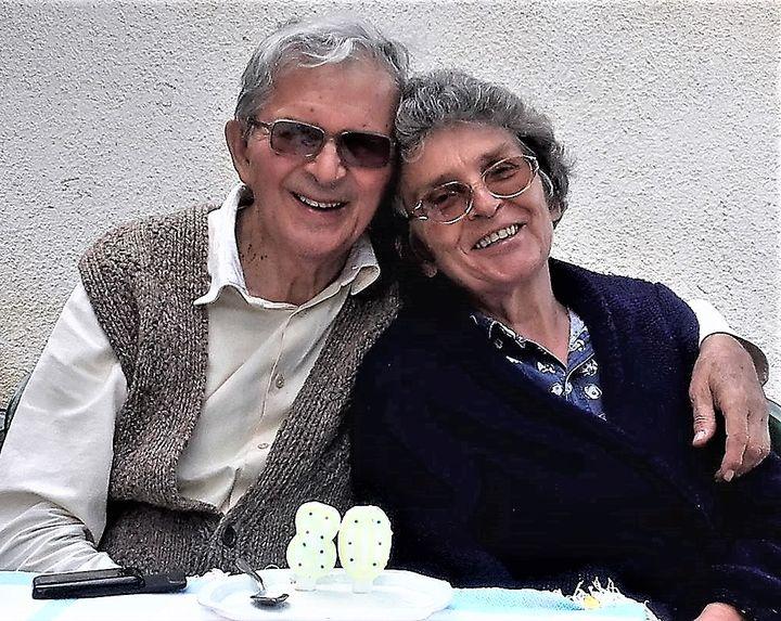 Petar Jovanović.rođendan i 53 godine braka