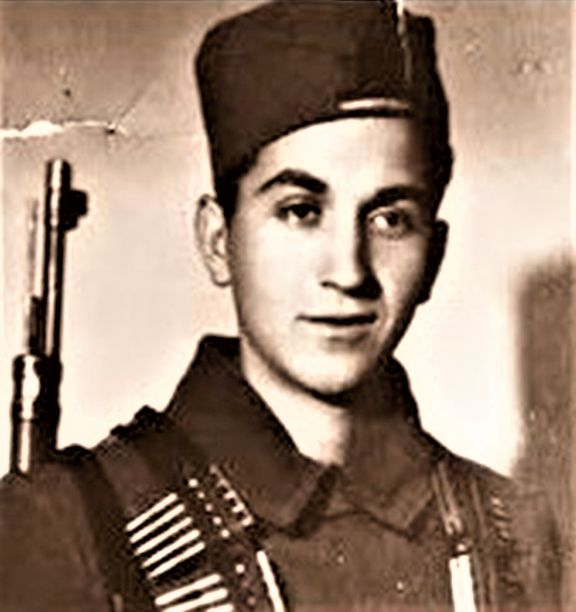 Partizanski Kurir dečak Slavko