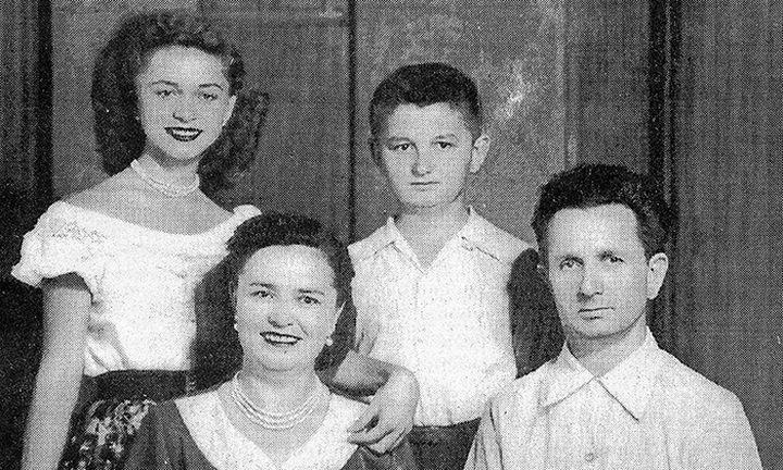 Porodica Stojana Tešića