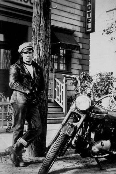 """Marlon Brando u filmu """"Divljak"""""""
