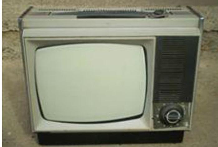 Televizori koji su ugrađeni u Raketine autobuse ovog jula 1967. godine.