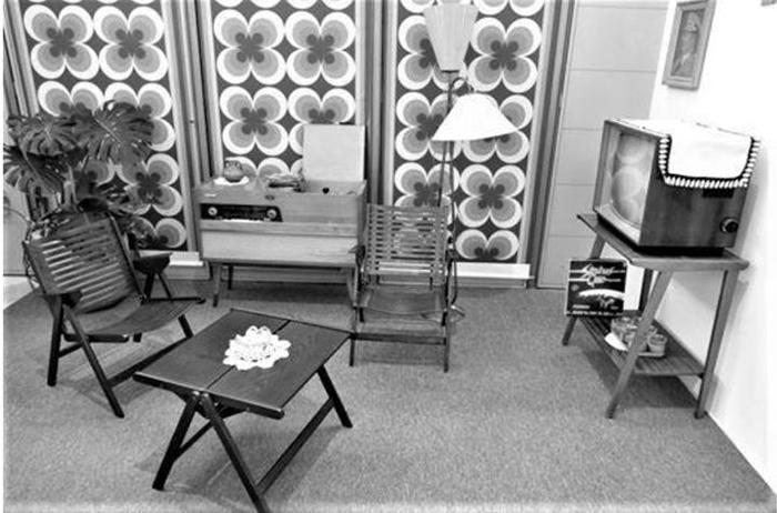 U većini dobrostojećh porodičnih domova u Užicu u dnevnnim boravcima nameštaj je bio sličan