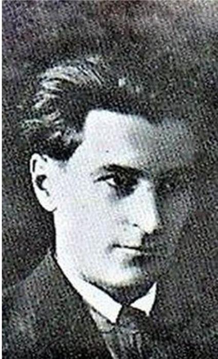Užički pisac Miodrag Vergović