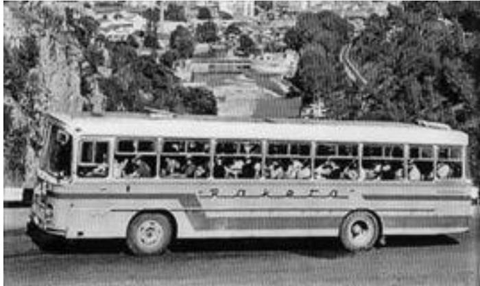 Raketin autobus grabi uz Zlatiborski put