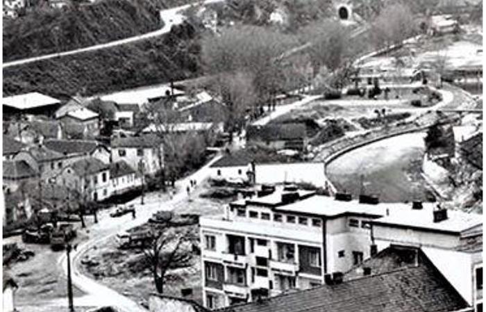 """Od Drvenog mosta do restorana Plaže put uz Jaz u """"Jazovima"""""""