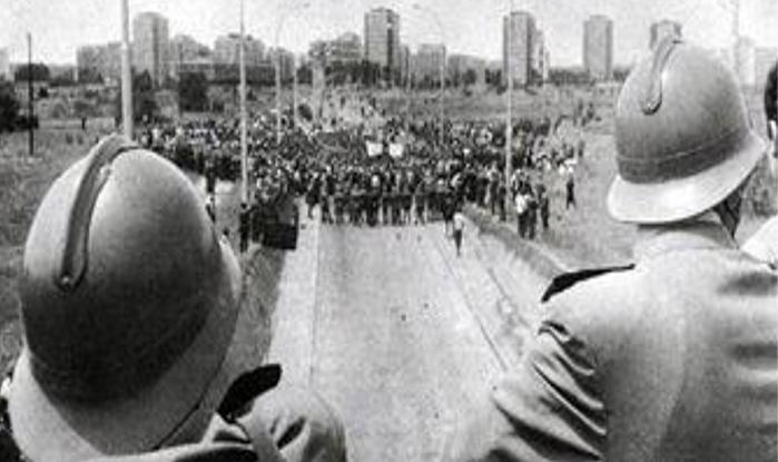 Studentski protesti 1968