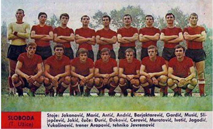 Sloboda u sezoni 1968/69