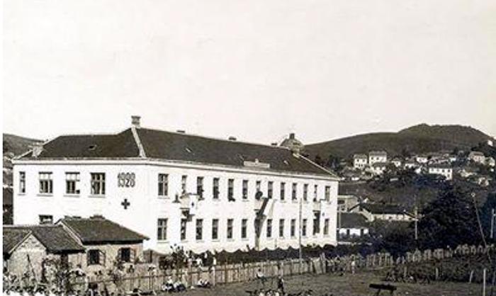 Zgrada Crvenog krsta