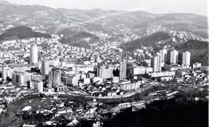 Ove 1968. je odluče no da T. Užice postane grad visokog urbanizma