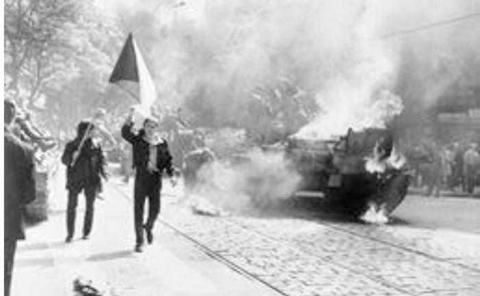 Invazija Varšavskog pakta na Čehoslovačku