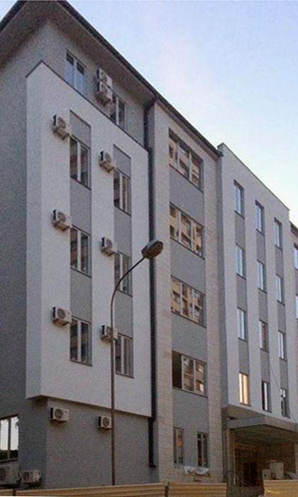 Zgrada prekršajnog suda - Foto Mačić
