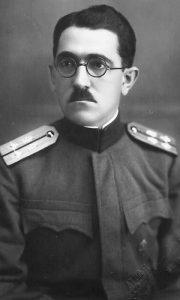 Dragi Aranđelović u uniformi Jugoslovenske vojske