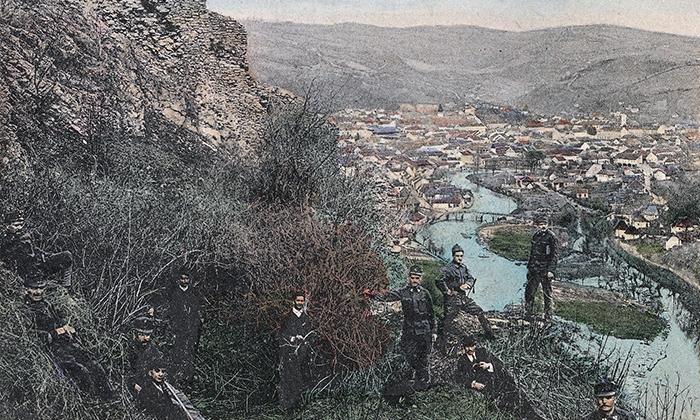 Užice za vreme austroufarske okupacije 1914.godine
