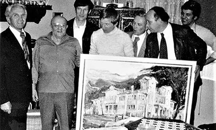 Ulje Sokolane, poklon Jehlički za 95. rođendan