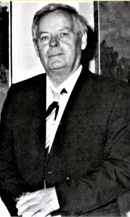 Akademski slikar Milutin Korać