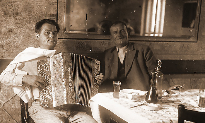 Mijo Taslak je voleo sevdah i kafansko druženje, ali nije voleo da plaća
