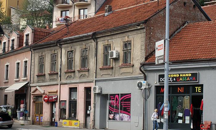 Kuća Mališe Atanackovića, fotografisano 4. oktobar 2020. godine Z. Domanović