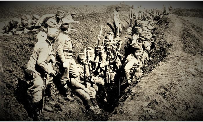 """""""Žikino kolo"""" se brzo proširilo među srpskim vojnicima na Solunskom frontu"""