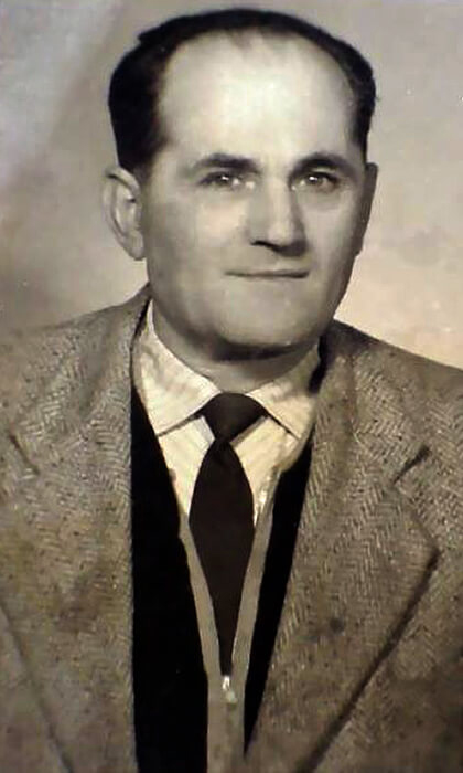 Miodrag Petrović Pipelja u najboljim danima