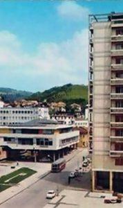 Novi Dom Zdravlja, nova pošta, Kula su ponos Užičana 1969. godine