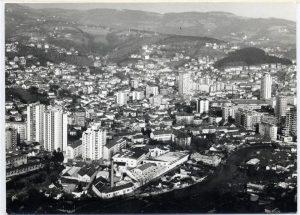 Prema urbanistiškm planu iz 1969. Užice je do 1985. trebalo da ima 56.000 stanovnika
