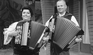 Radojka i Tine Živković zamena za Čkalju na zanatskoj zabavi 1969. godine