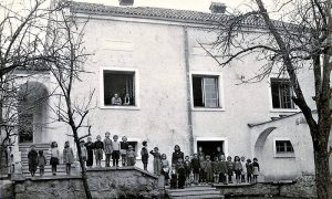 Dom za decu palih boraca sa štićenicima