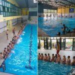Gradski bazen, škola plivanja