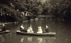 Jezerce u Velikom parku omiljeno mestu u četnjama starih Užičana